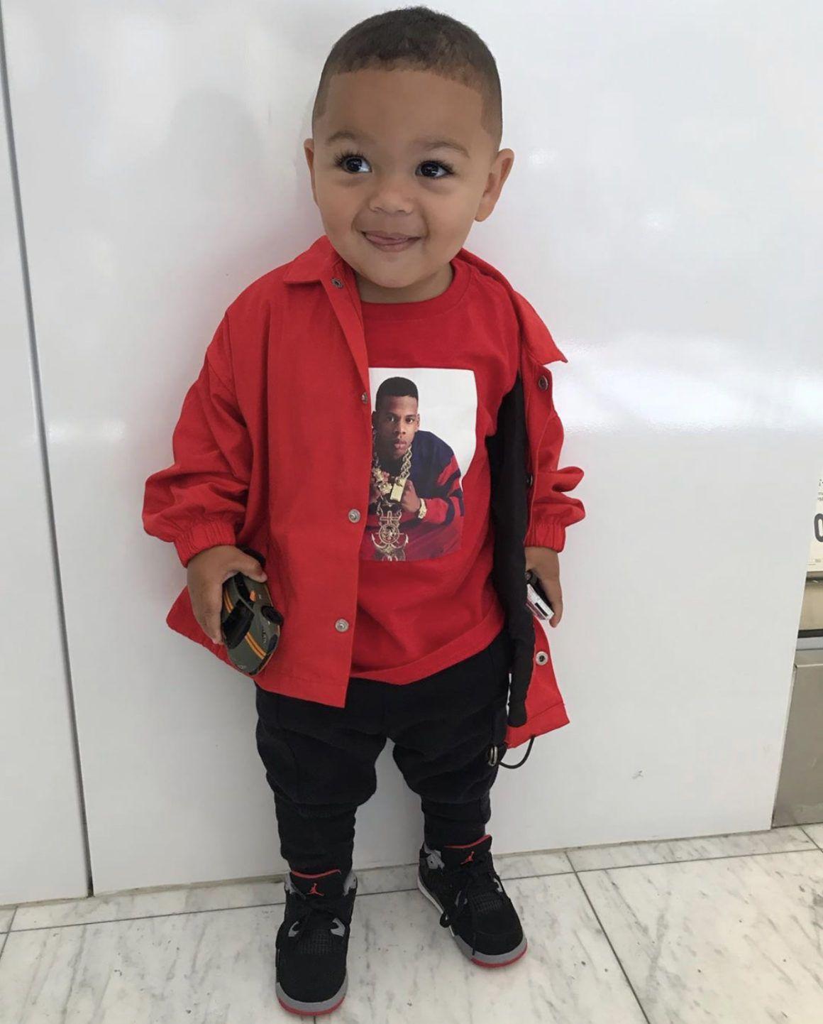 Fashion Bomb Kid of the Week: Cruz Simms from San
