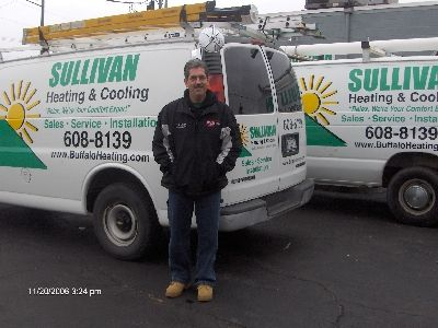 Sullivan Heating Buffalo With Images Heating And Cooling Air