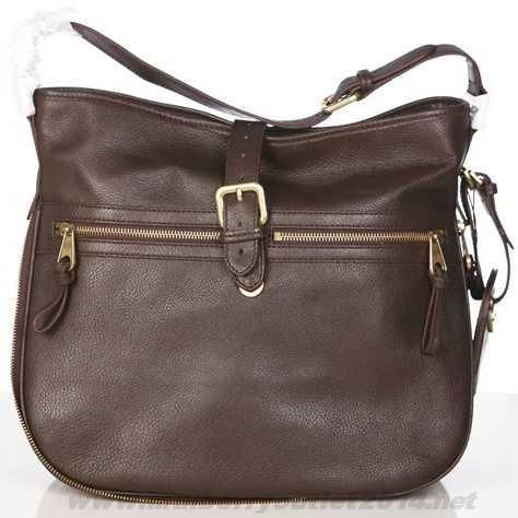 Womens Mulberry Mabel Leather Hobo Bag Dark Coffee Outlet Canada ...