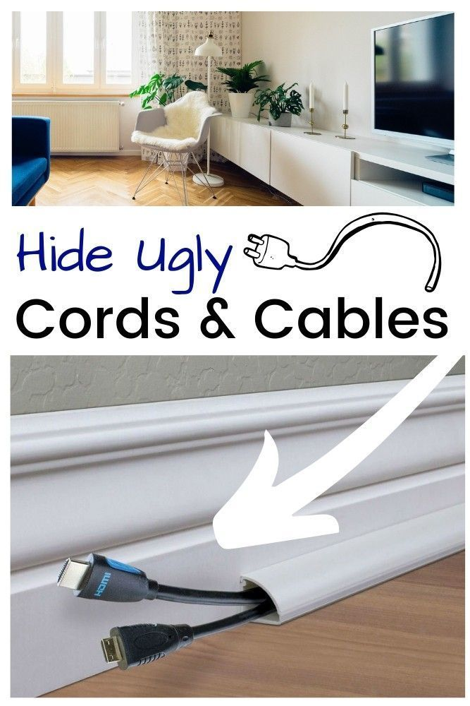 Remodeling ideas on a budget for you living room, bedroom or kitchen. Organize a messy tv stand