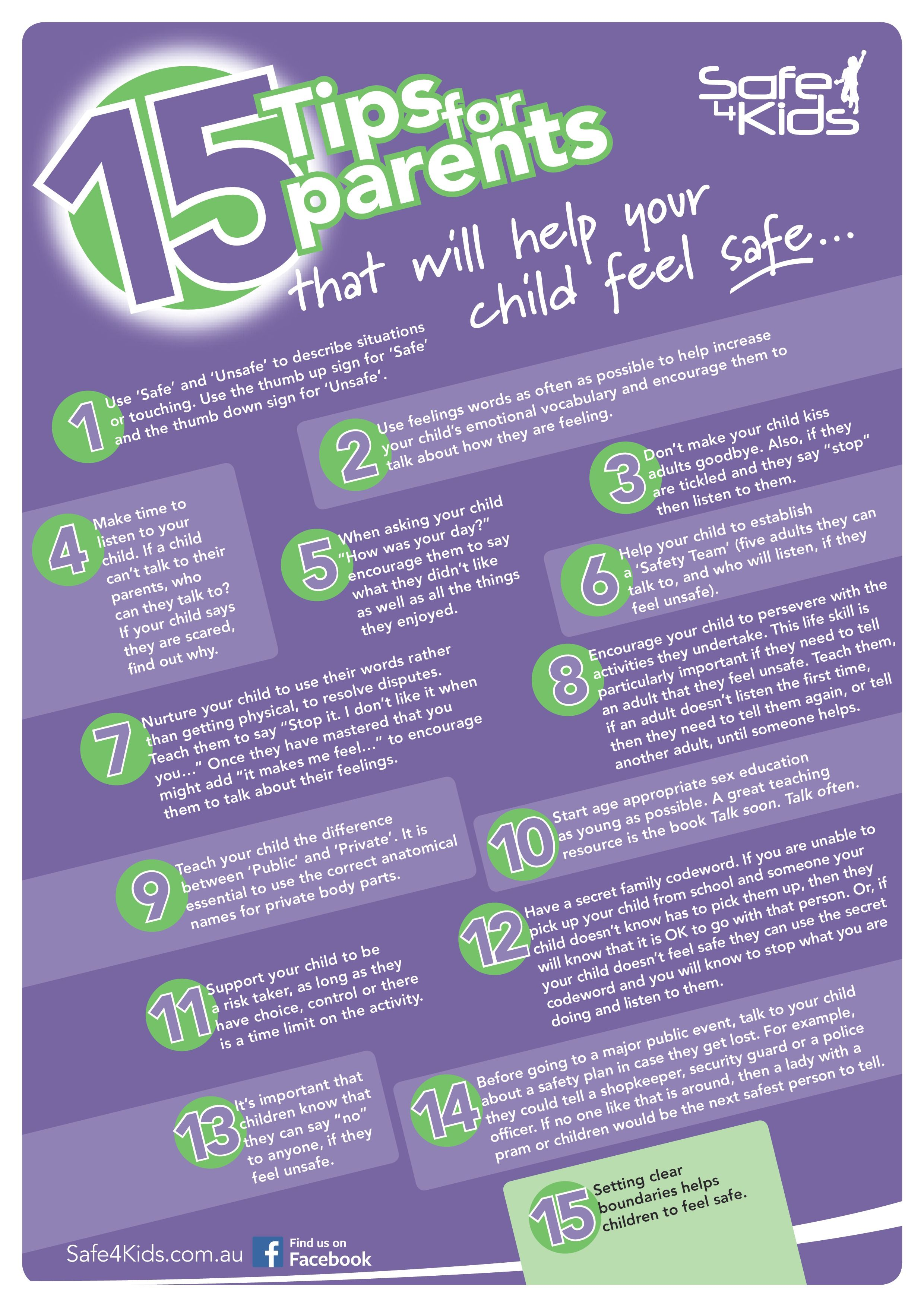 15 Important Tips For Parents To Help Keep Their Children Safe New Parent Advice Child Protection Parenting Toddlers Boys