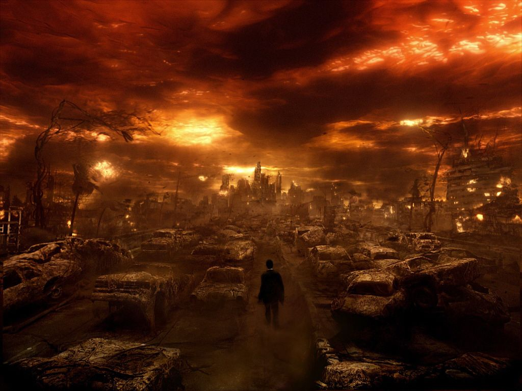 Best End Of The World Ideas On Pinterest Post Apocalyptic - What a post apocalyptic world looks like according to hollywood