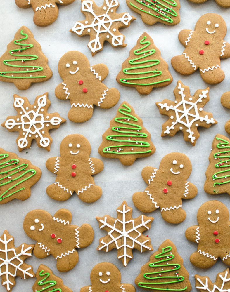 This Classic Gingerbread Cookie Recipe is Perfect for Holiday Baking!