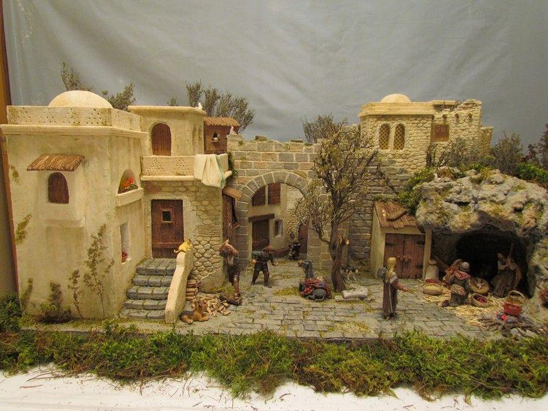 Resultado de imagen para dioramas para belenes pesebres i - Casa luis pozuelo ...