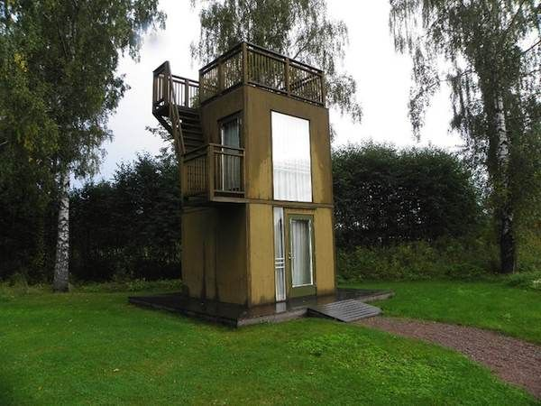 4 Funky Micro Homes Which would you take MicroTinySmall