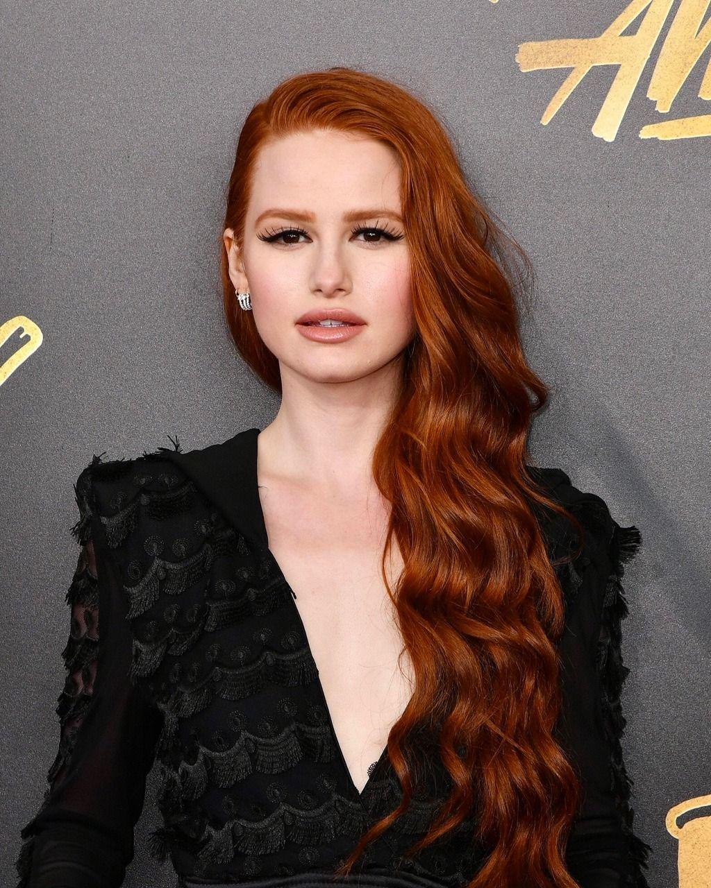 Madelaine Petsch Red Hair Color Hair Hair Color