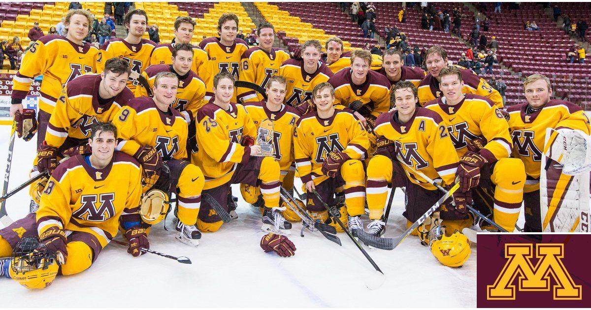 Minnesota M Hockey Gopherhockey Twitter Minnesota Gophers Minnesota Hockey