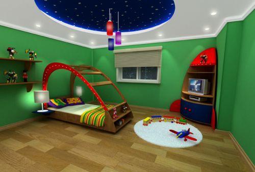 cuarto para niño | muebles infantiles | Pinterest | Cuartos para ...
