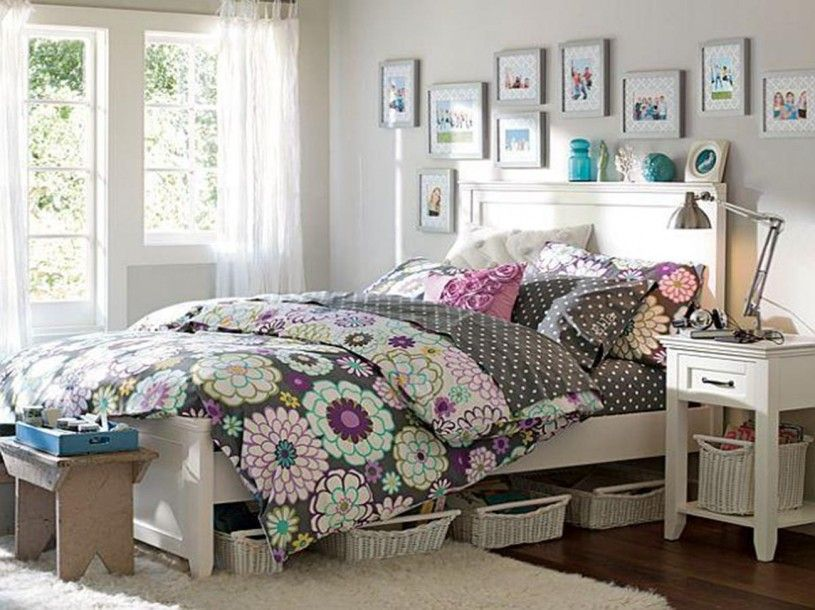 Decoration Room Decoration Ideas For Teenage Girls With Wall Decor - Teen Room Decorating Ideas