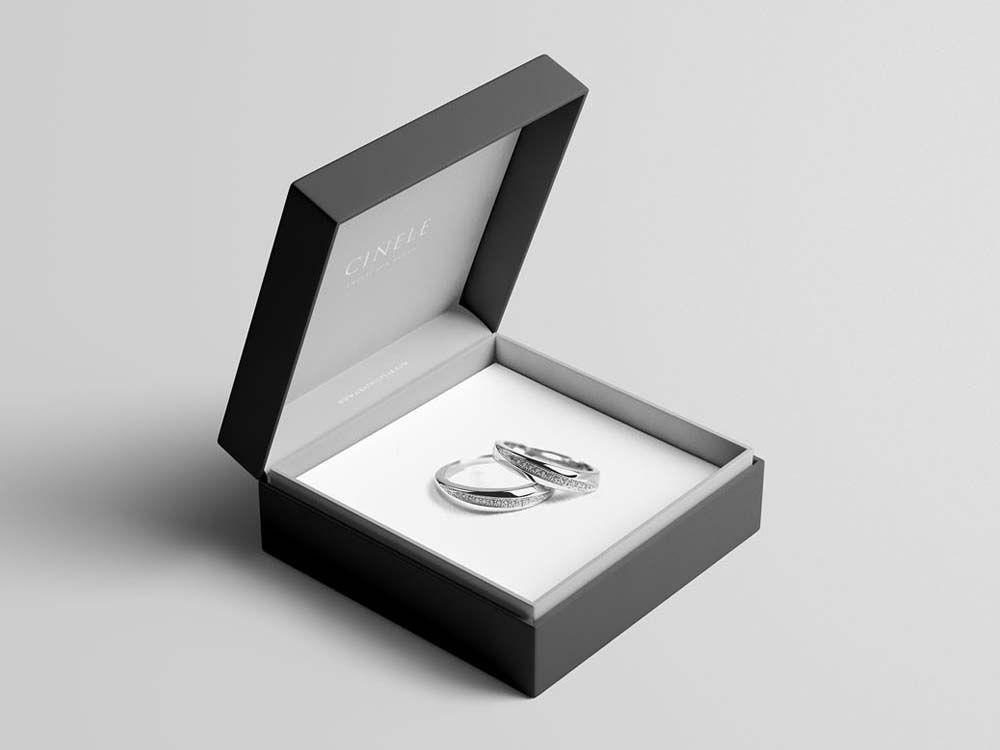 Download Jewelry Box Mockup Box Mockup Jewelry Jewelry Box