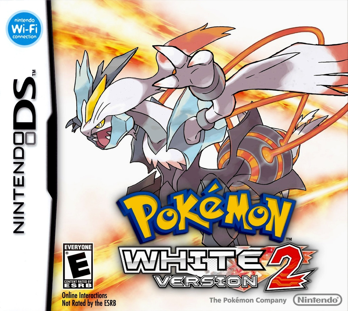 Nintendo Ds Pokemon White 2 New Video Game Consoles Pinterest # Comprar Muebles Pokemon Esmeralda