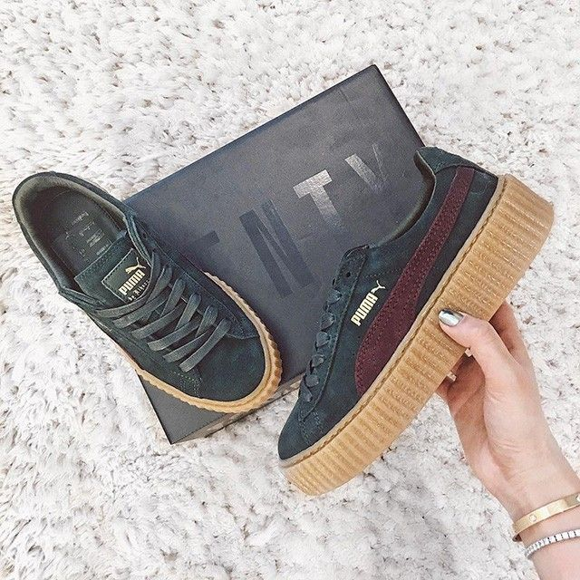 new puma creepers 2016