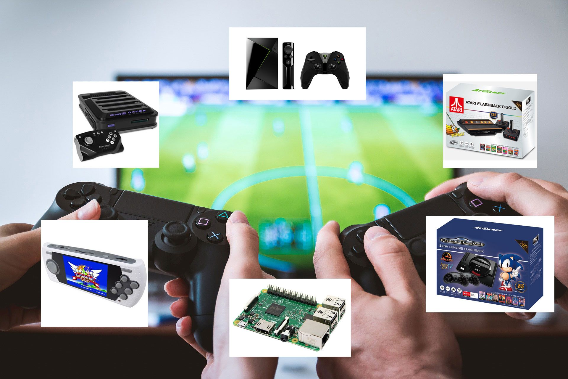 Best consoles for retro gaming 2017 Cartridges to console