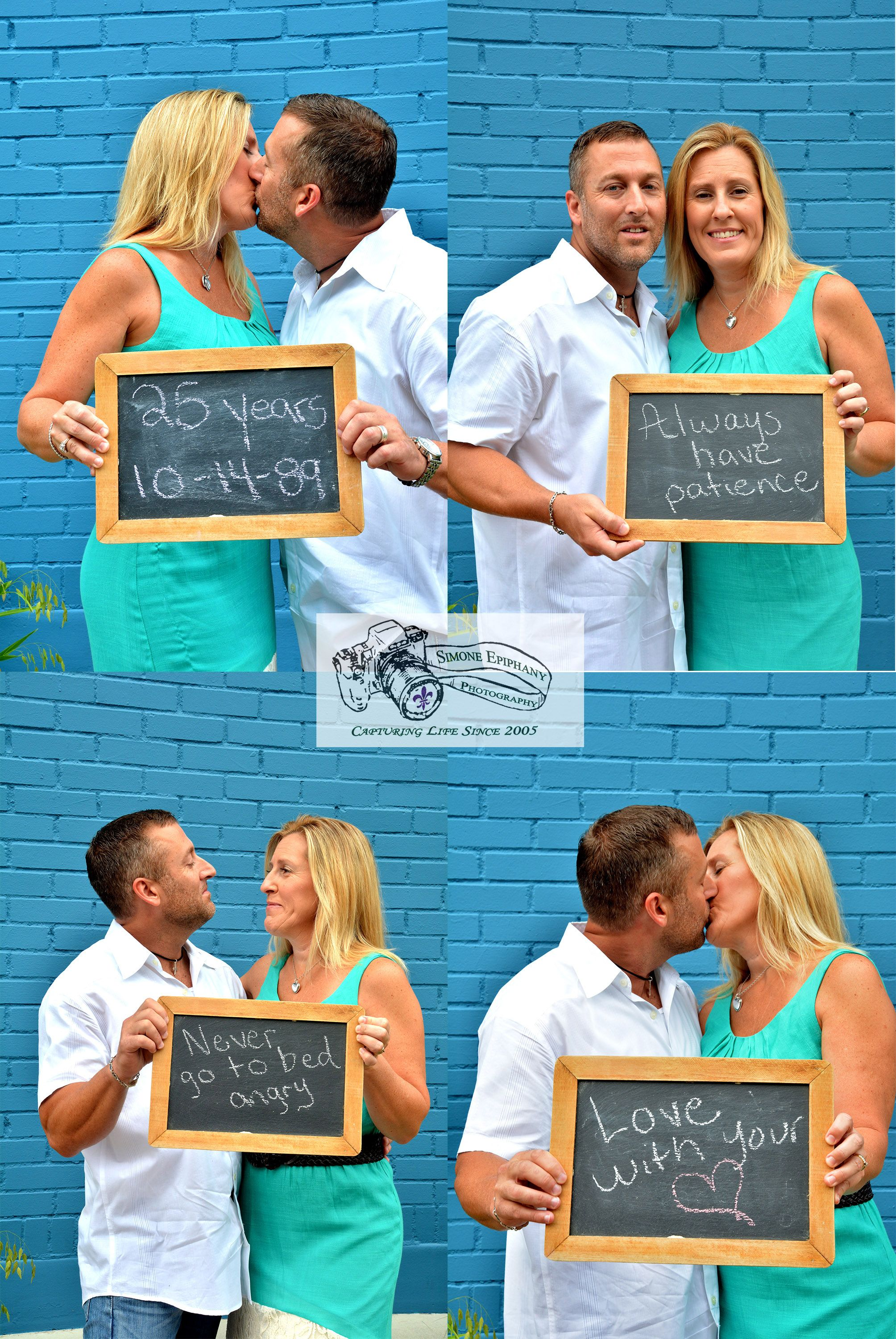 Couple Celebrating Their 25th Wedding Anniversary Give Advice For Newly Weds Photos 25th Wedding Anniversary Anniversary Photoshoot Wedding Anniversary Photos