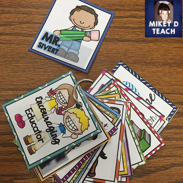 Boost morale with these fun, staff-focused Brag Tags! Twenty-four styles are currently ready, with more on their way!!! Tags for teachers, support staff, and specialists are included! :)