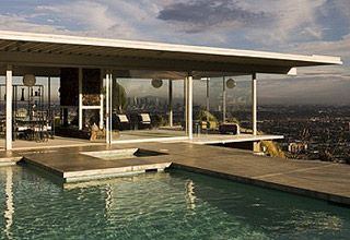 Stahl House, Case Study House No. 22 by Pierre Koenig, Los Angeles