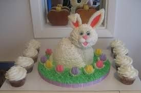 Image result for rabbit birthday cake designs Amazing cakes
