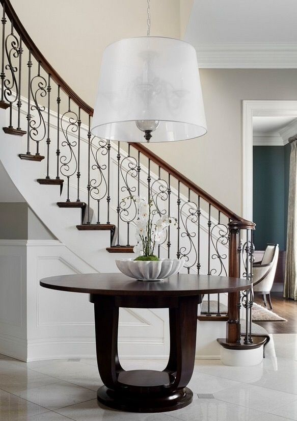Awesome Beautiful Elegant White Staircase In The Villa   Design By CongYi   Interior  Trend Modern