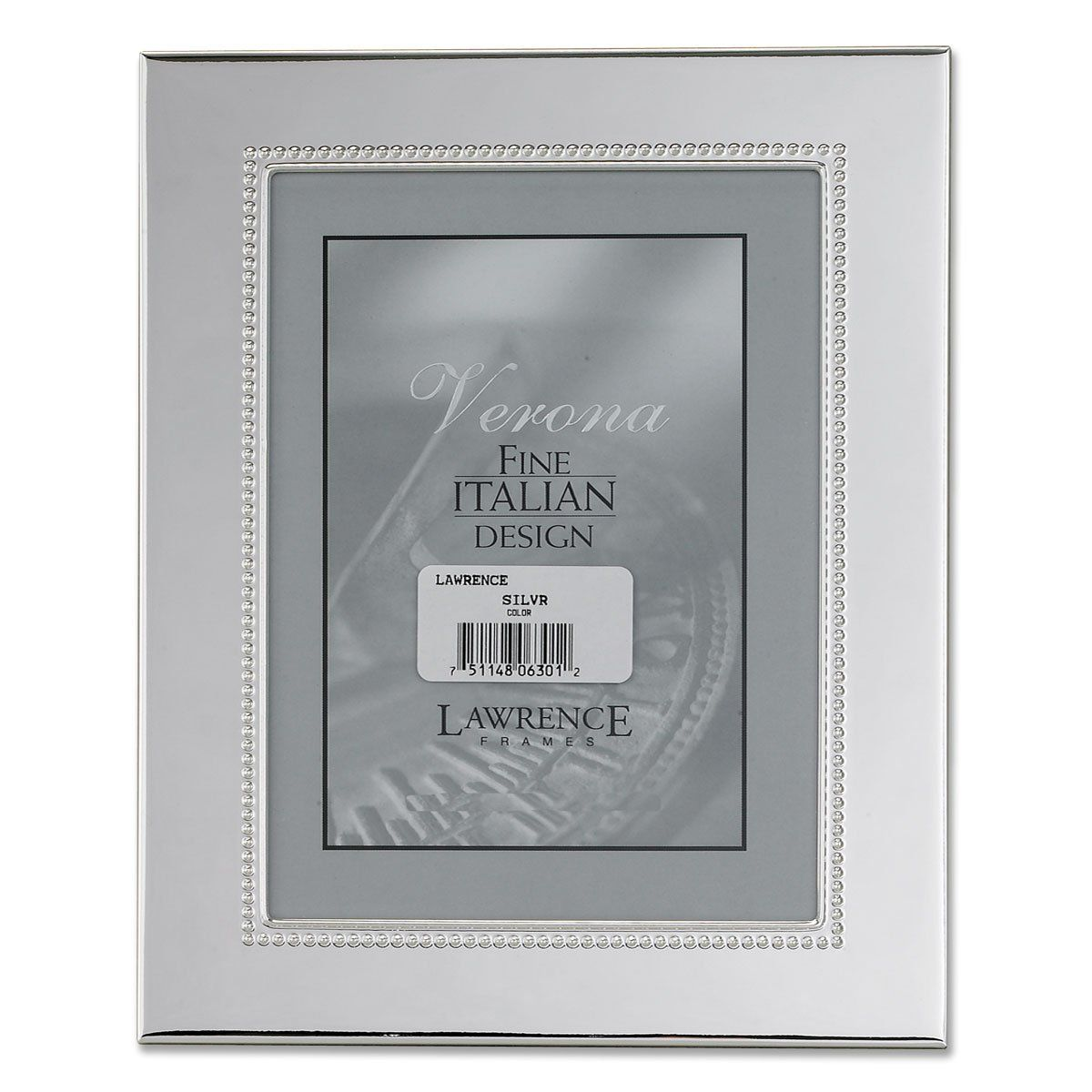 Lawrence Frames Silver Plated 8 By 10 Metal Picture Frame Inner Bead Click On The Image For Additional Metal Picture Frames Lawrence Frames Picture Frames