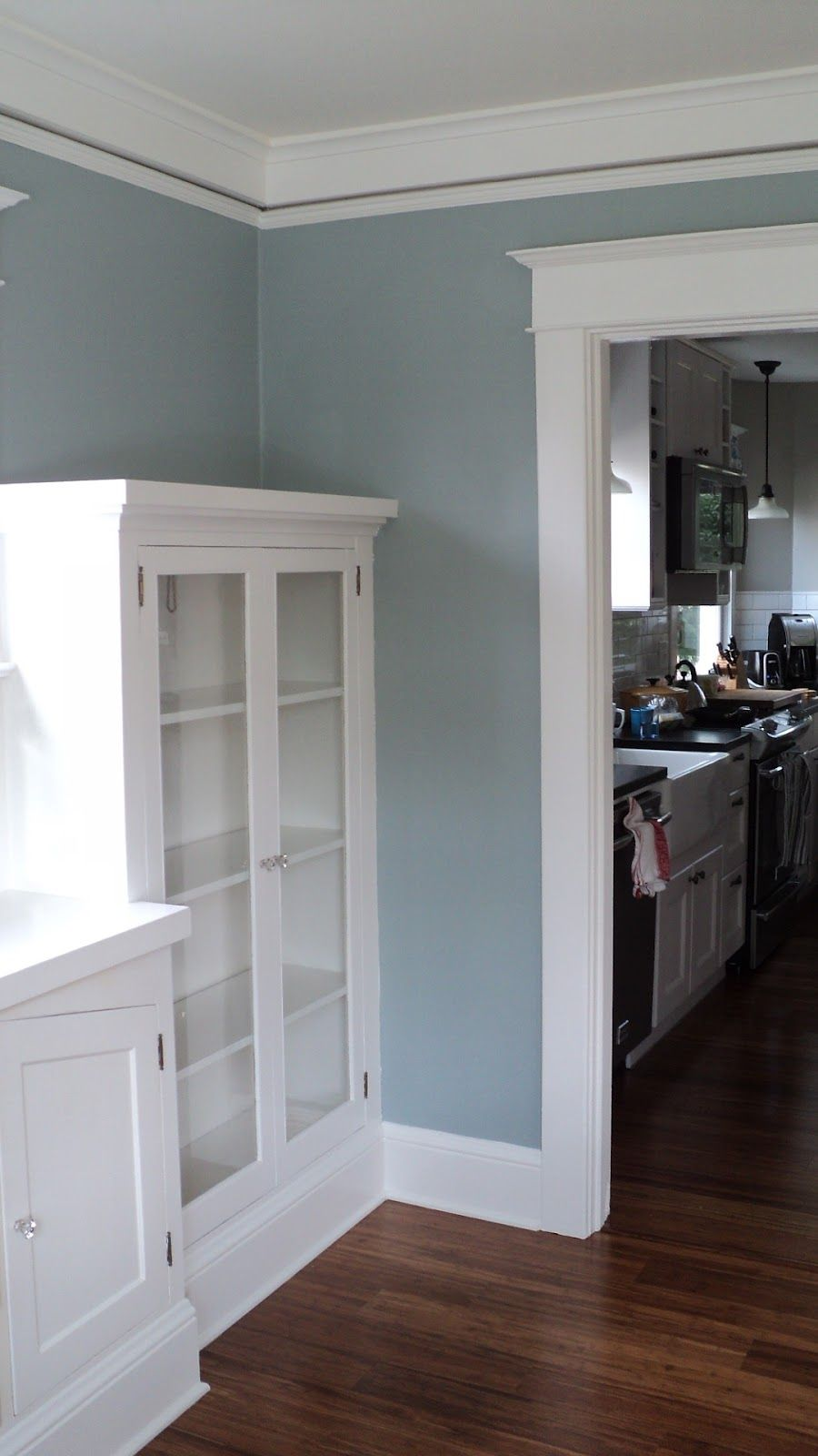 Benjamin Moore Mount Saint Anne Floor Paint Colors