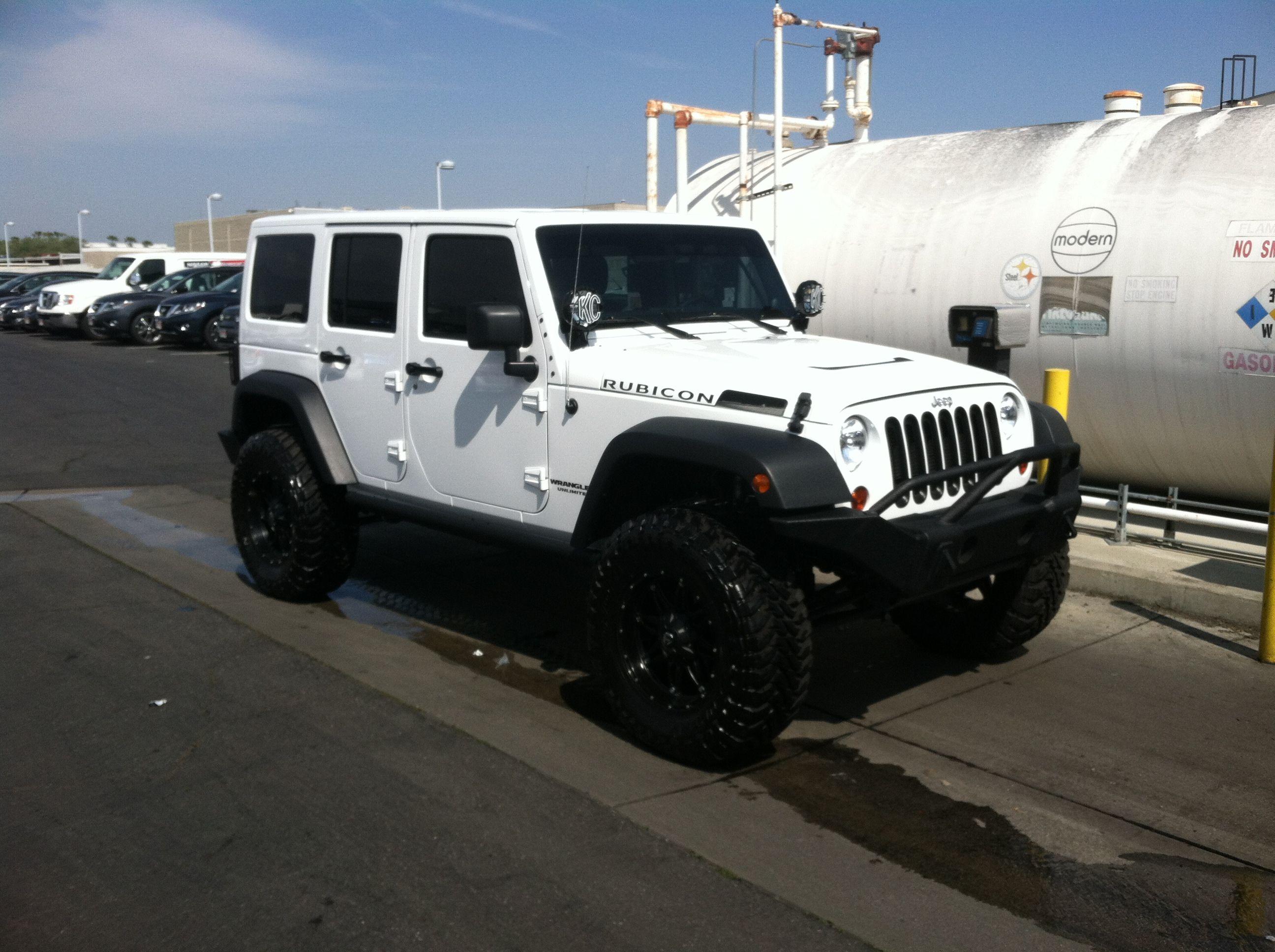 badass 2013 jeep wrangler rubicon | cars i've driven | pinterest