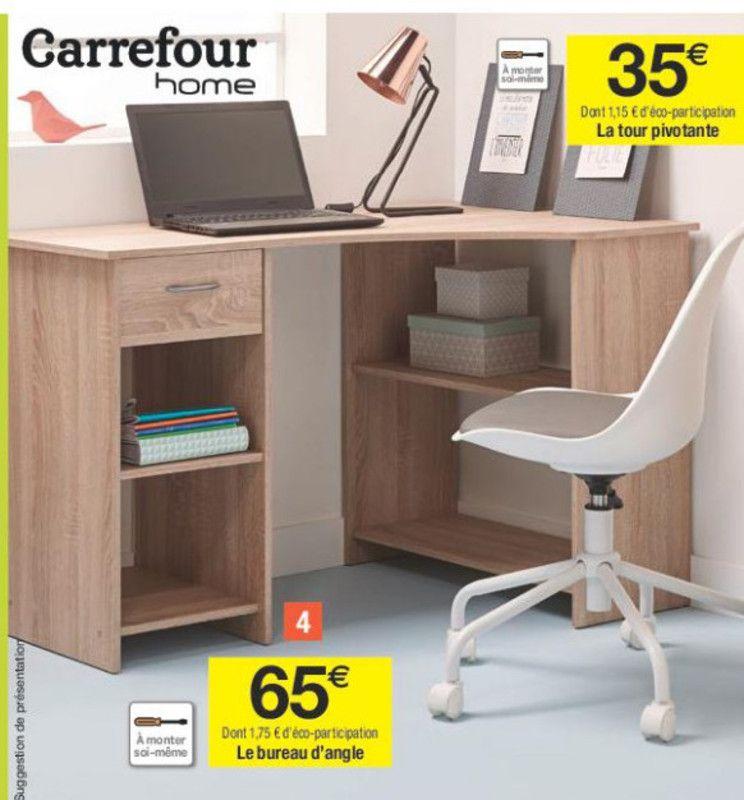 Carrefour Bureau Promotion Le Bureau Dangle Dans Votre Magasin Carrefour Prixing Desk Corner Desk Home Decor