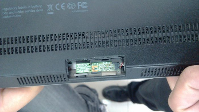HP EliteBook 2560p drivers - NoDevice