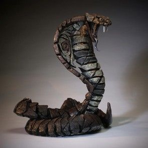 Edge Cobra Sculpture