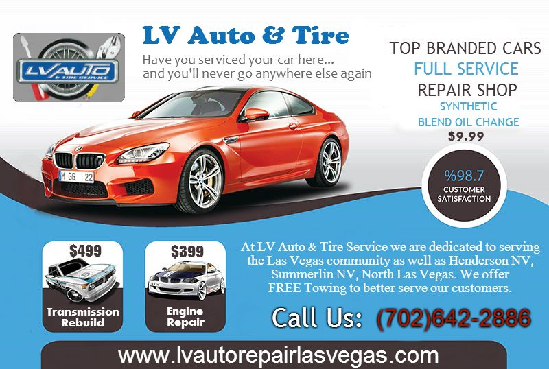 Top branded car repair shop have you serviced your car at lv auto top branded car repair shop have you serviced your car at lv auto tire if not make a service with us you will never get any fault with your car solutioingenieria Gallery