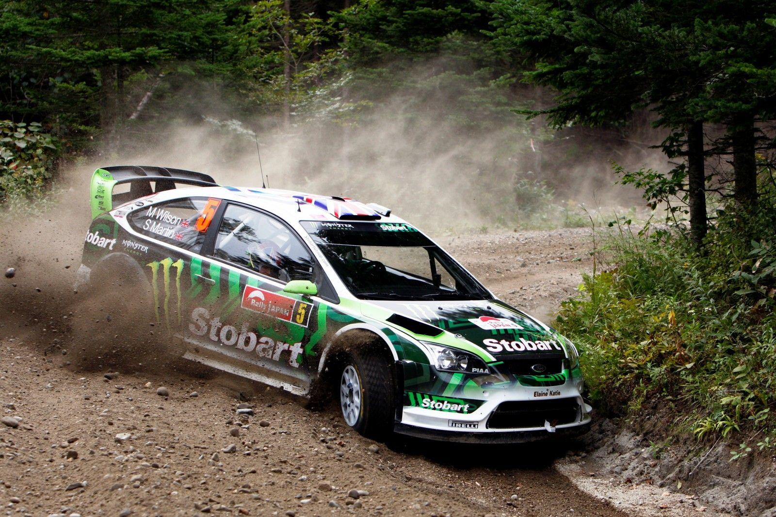 Japan Rally Hd Widescreen Wallpapers Car Rally Car Racing