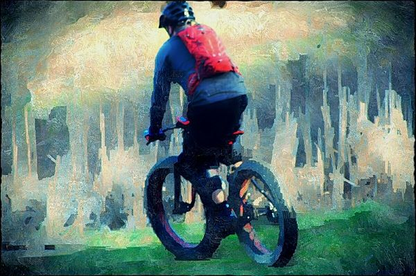 Mountain Biking MTB XC Bike Singletrack | Mountain bike