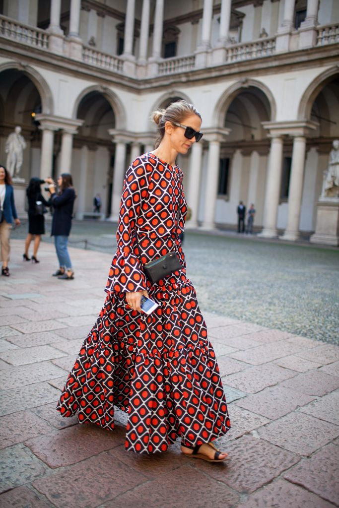 f1d4085326b4 They Are Wearing: Milan Fashion Week Spring 2017 | Street Style ...