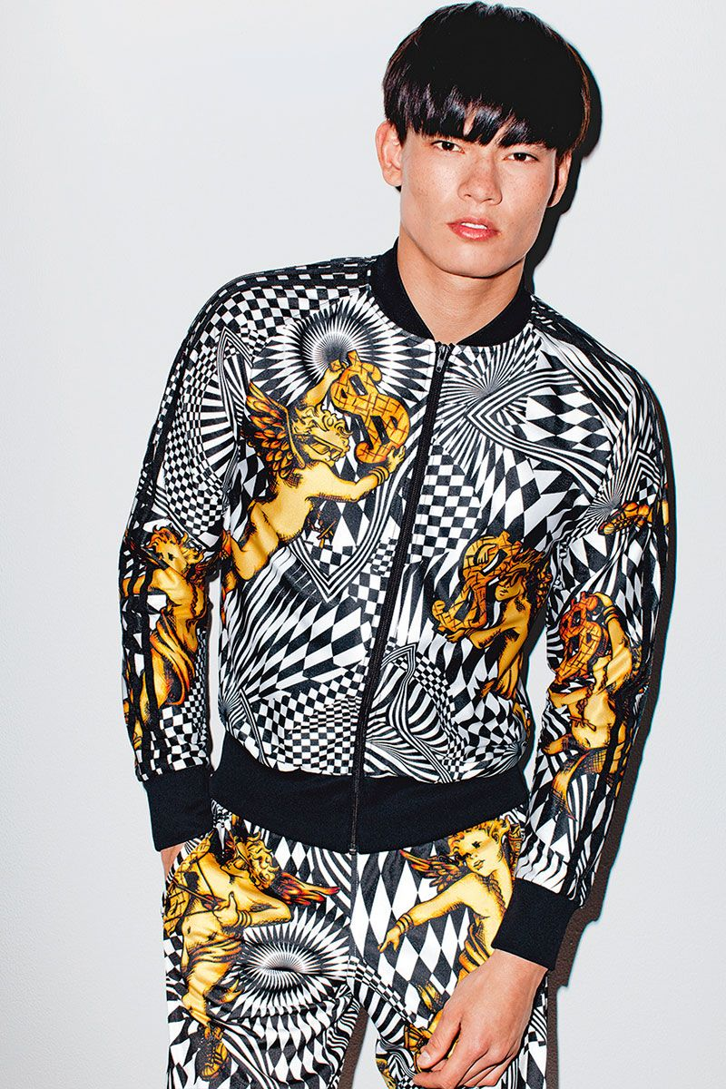 faabf5cfe8b4 adidas Originals by Jeremy Scott Fall Winter 2013 Lookbook