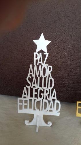 818f39841ae Encontrá Souvenirs Arbolitos De Navidad En Mdf Para Decoracion en Mercado  Libre Argentina. Descubrí la mejor forma de comprar online.