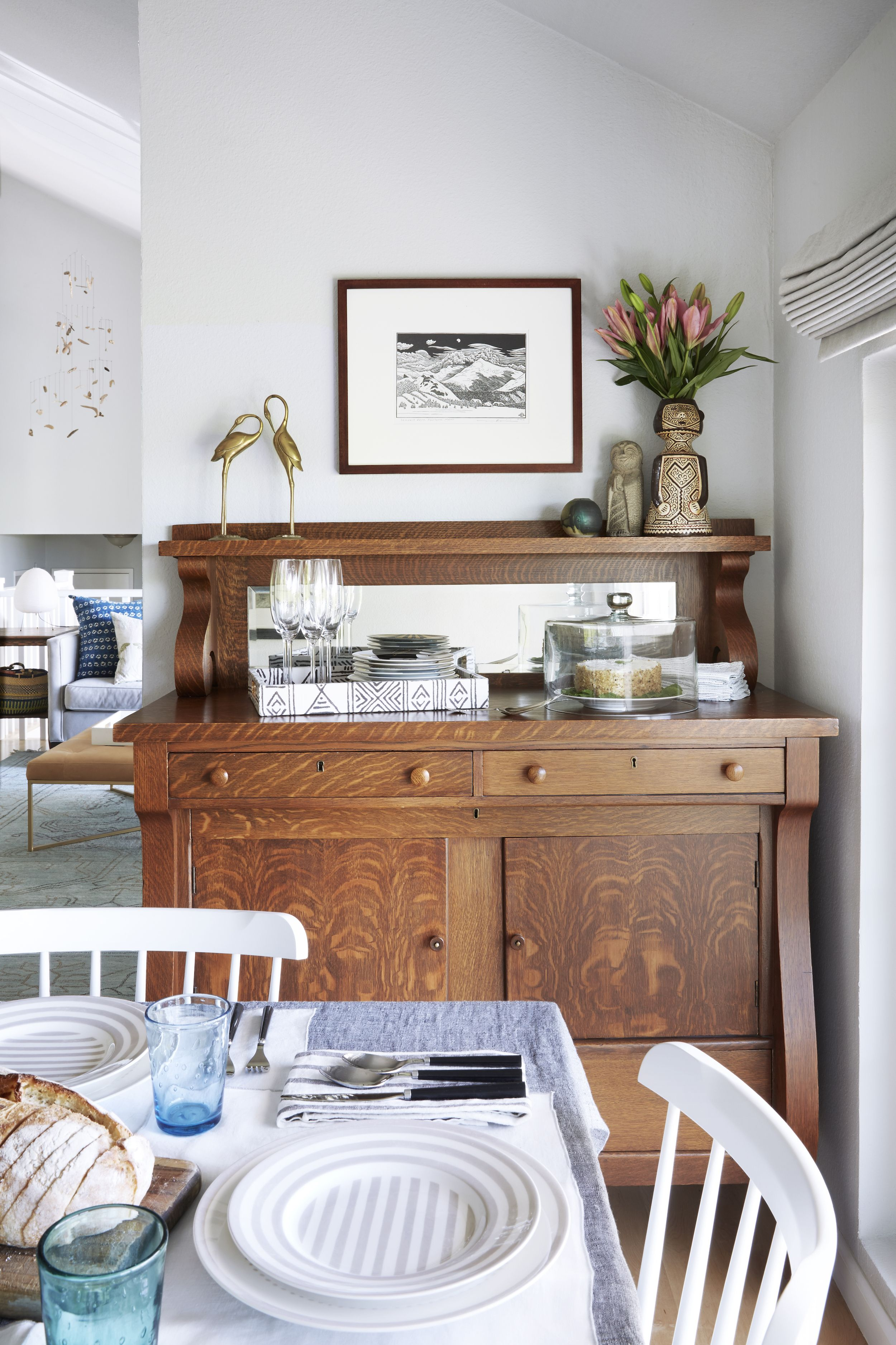 16 antique decor dining