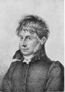 Joseph Freiherr von Eichendorff (10 March 1788 – 26 November 1857 ...