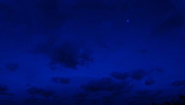 Sky Blue Aesthetic Blue Aesthetic Feeling Blue Dark Blue