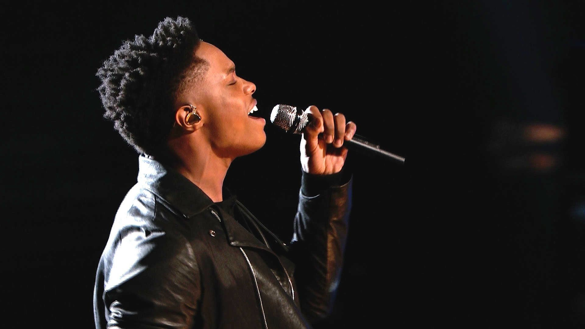 """Avery Wilson """"If I Have To"""" The Voice 2015 The voice"""