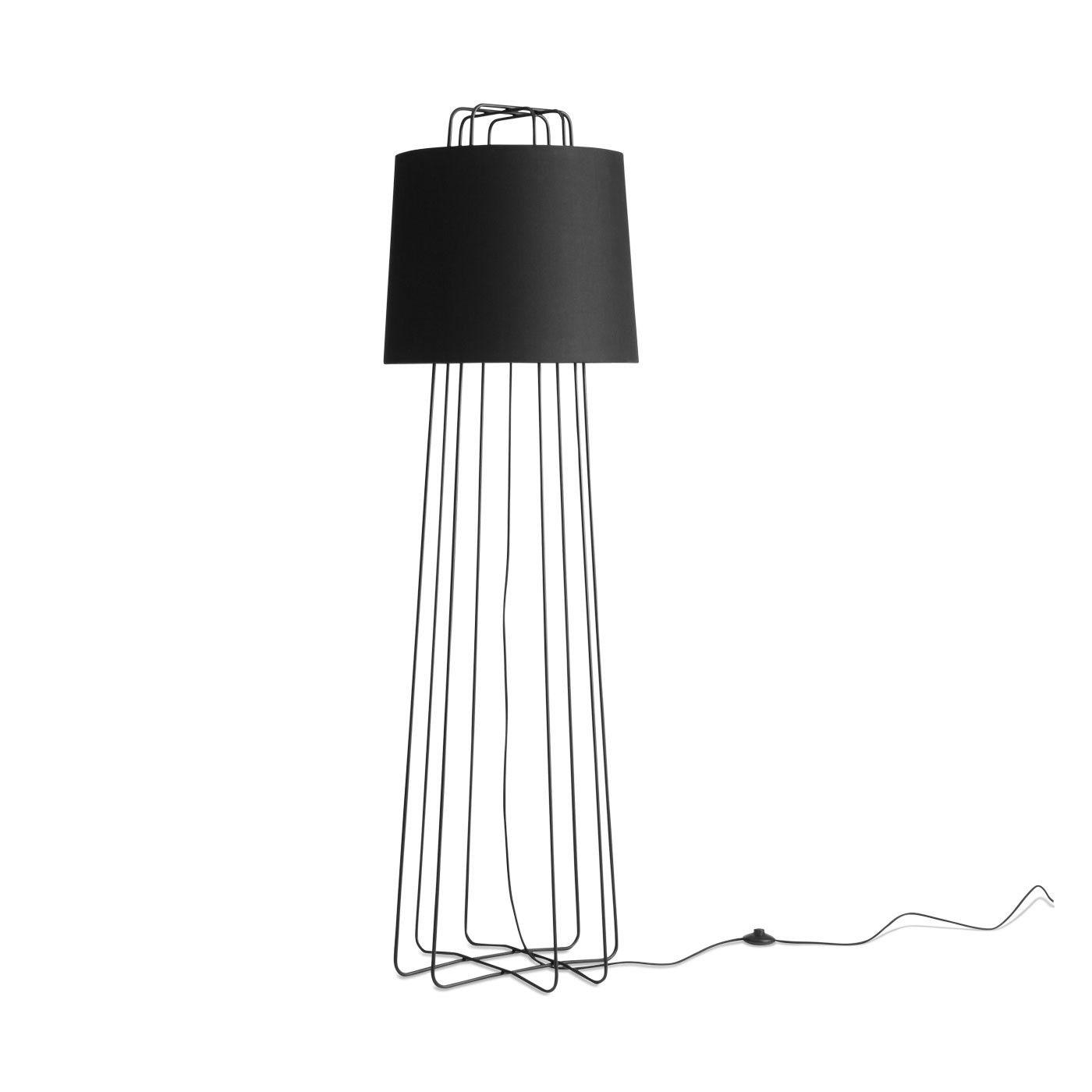 outstanding arc top lamp standing corner genius modern tripod lamps floor