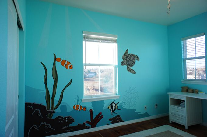 Pin by Stacey Miller on Skylar | Pinterest | Underwater theme ...
