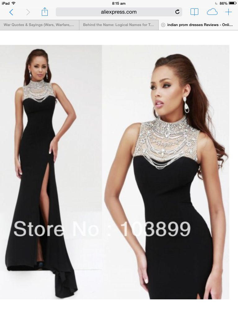 Fomal dress black elegant sleek ffashion pinterest elegant