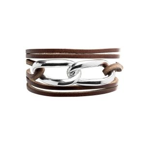 marc deloche bracelet cuir