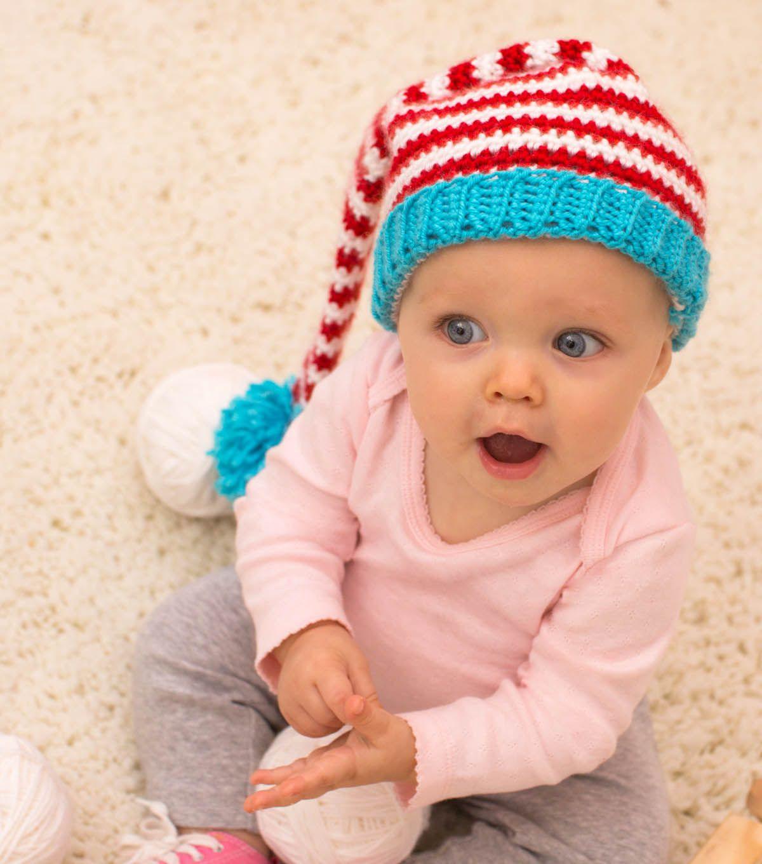 Baby Elf Hat   Baby   Pinterest