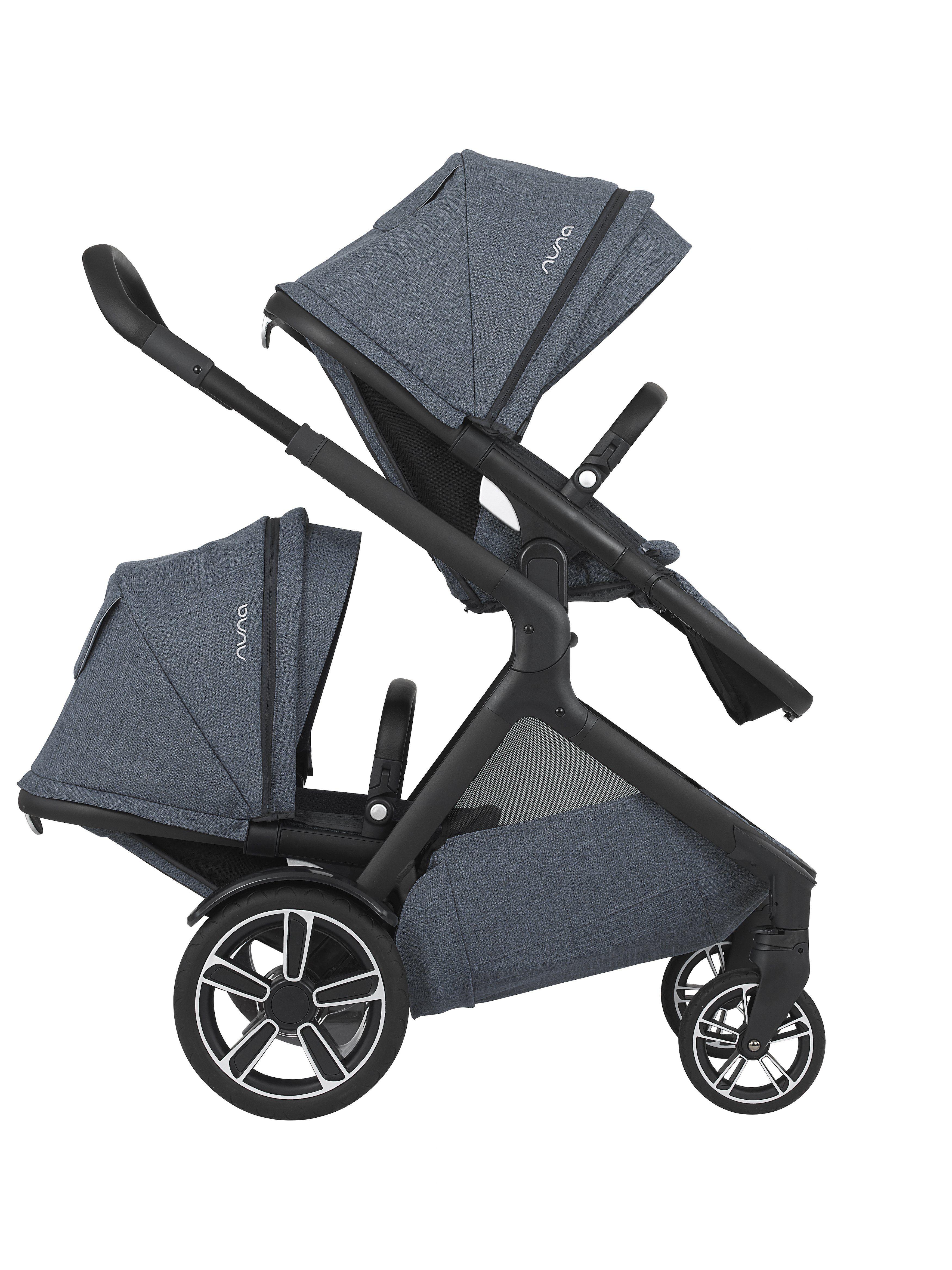 Nuna Demi Grow Double Stroller Double Strollers Baby