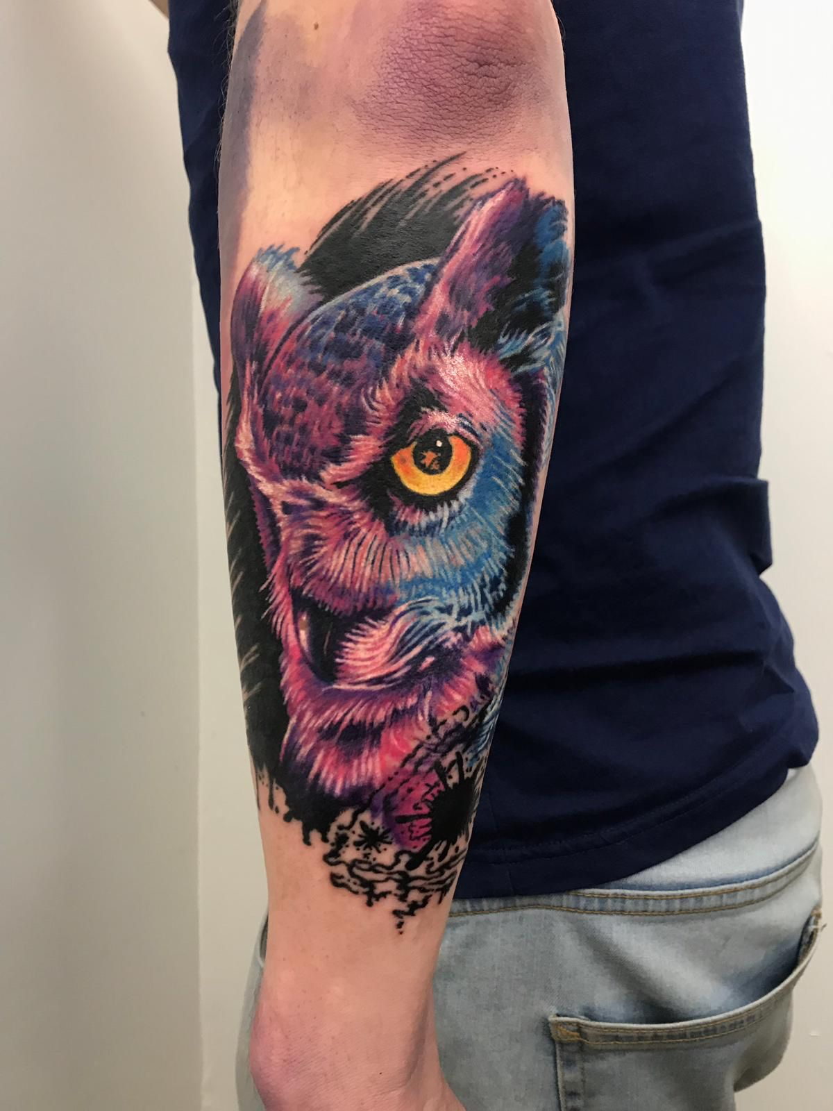 Artist Tibor Black Www Holytrinitytattoos Co Uk Holytrinitytattoos Gmail Com Send Us A Message Call Us On 0 Trinity Tattoo Tattoos Tattoo Studio