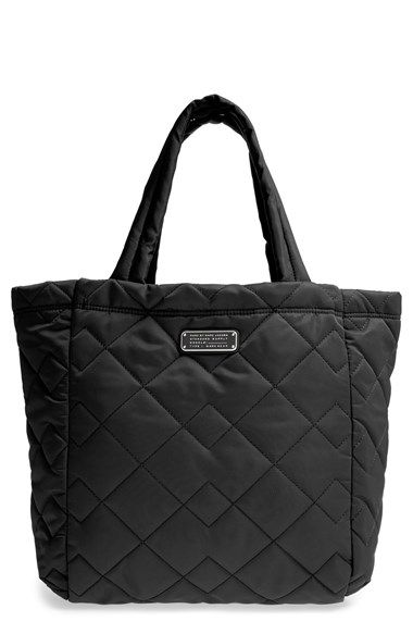 8335891d4db1 MARC BY MARC JACOBS  Crosby  Quilted Nylon Tote
