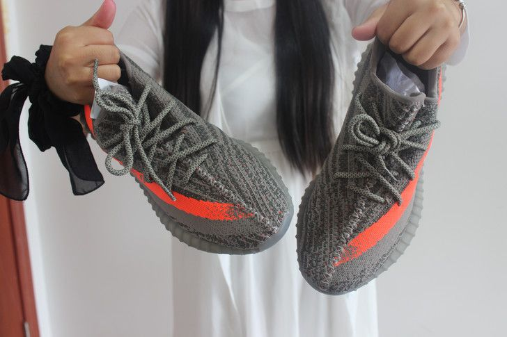 2017 Yeezy God Yeezy 350 Turtle Dove real boost Adidas Materails
