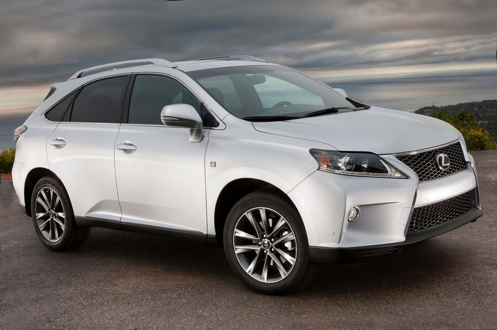 2014 Lexus Rx 350 Review And Price Lexus Rx350 Rvinyl