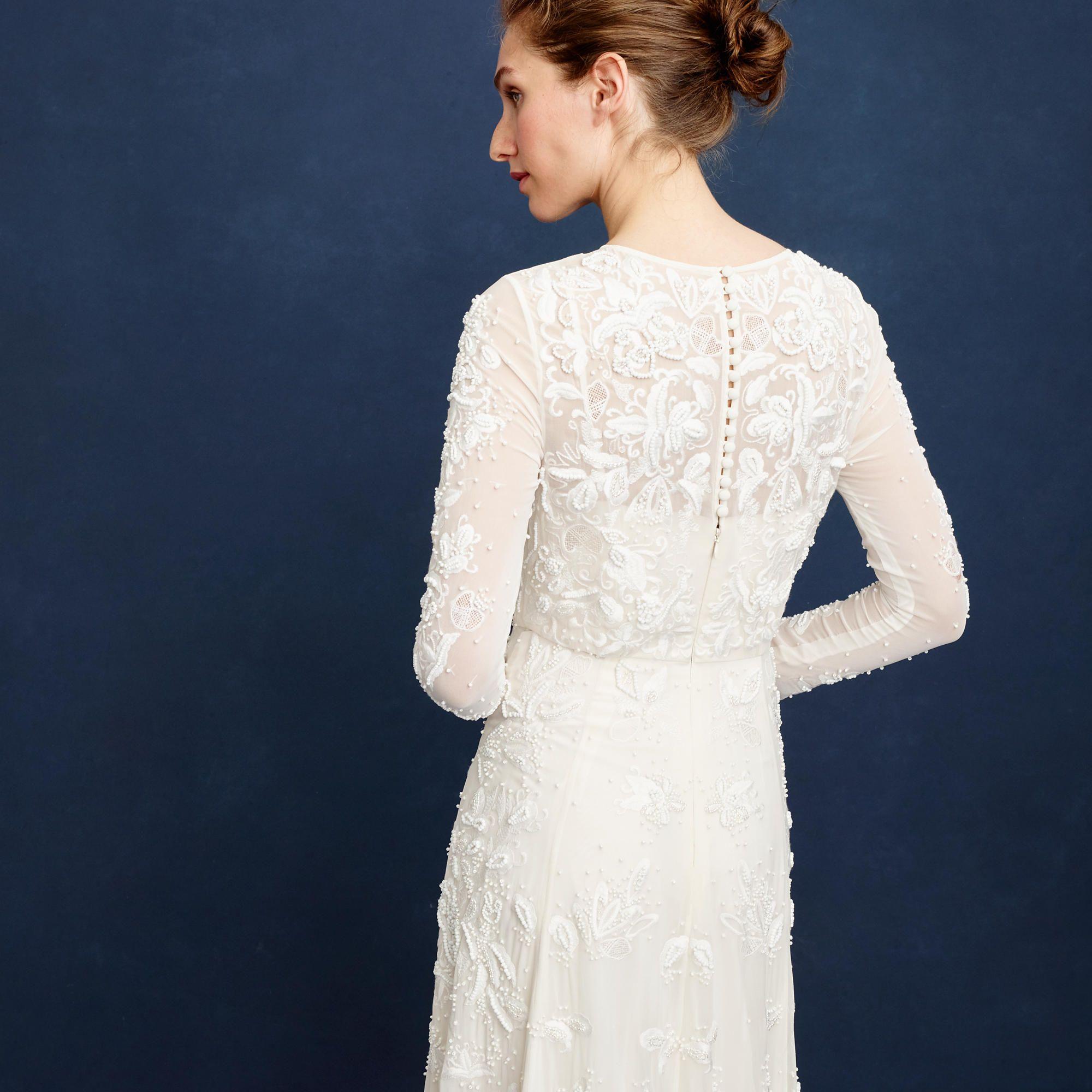 Florence Gown Gowns J Crew Wedding Dresses Beaded Wedding