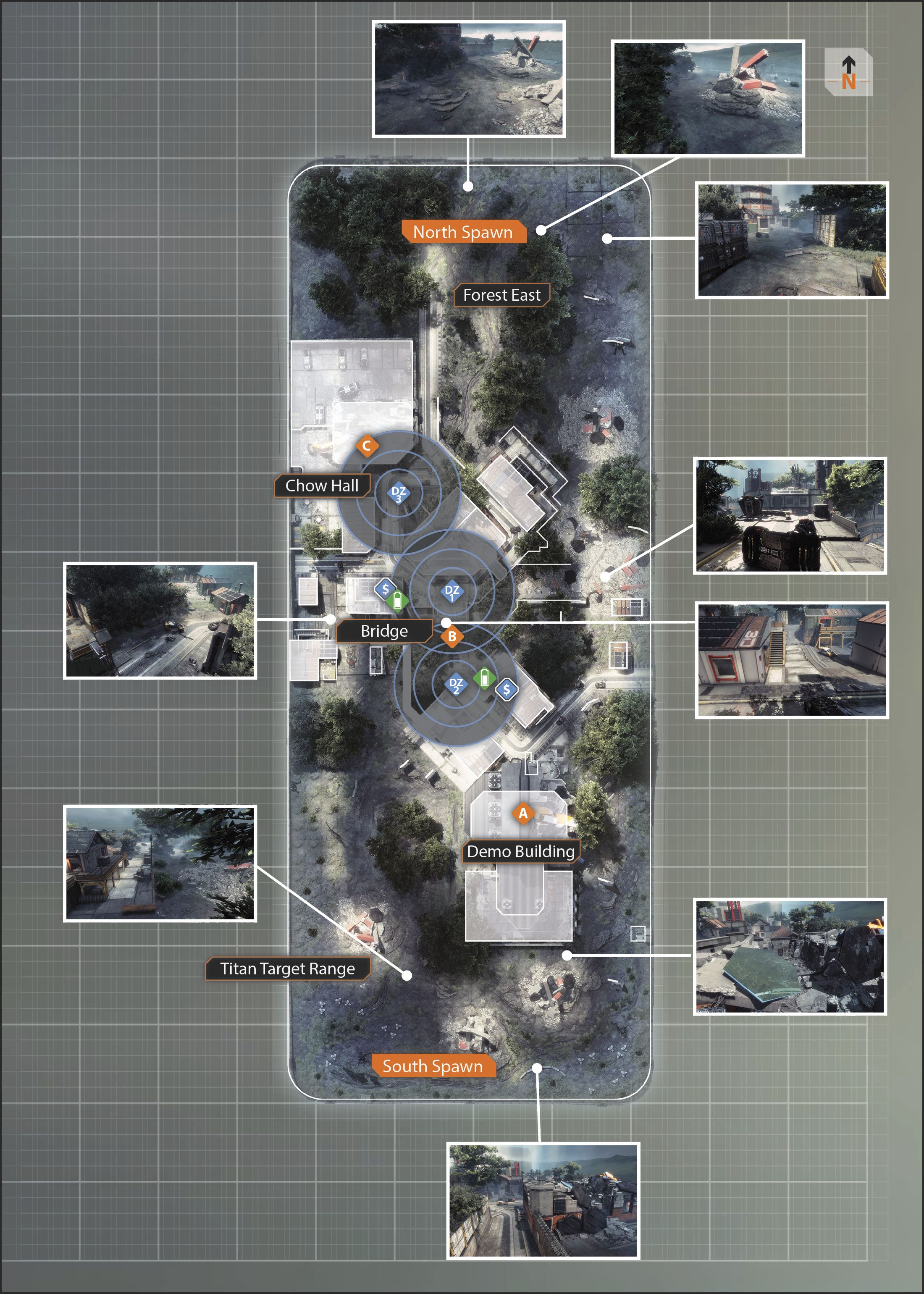 image result for titanfall 2 map layout inspo in 2019 pinterest